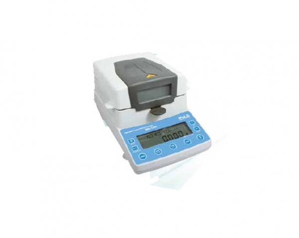 High-performance Digital Moisture Analyzer 1mg ~ 110g / 0.00~100.00%